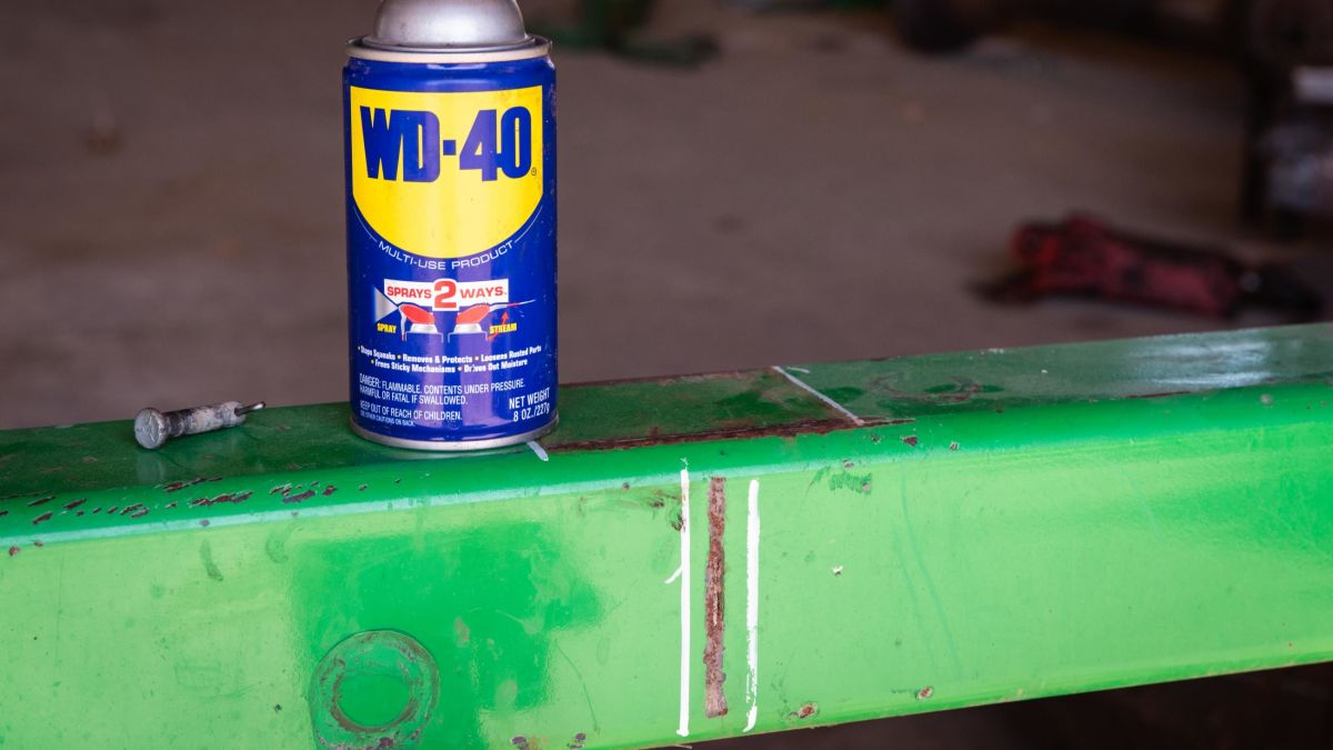 Customers stockpiled WD-40 because of price hikes  Its stock is