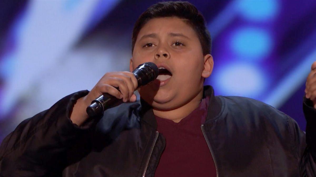 Agt Schedule 2020 12 year old Luke Islam stuns 'America's Got Talent' judge   CNN Video
