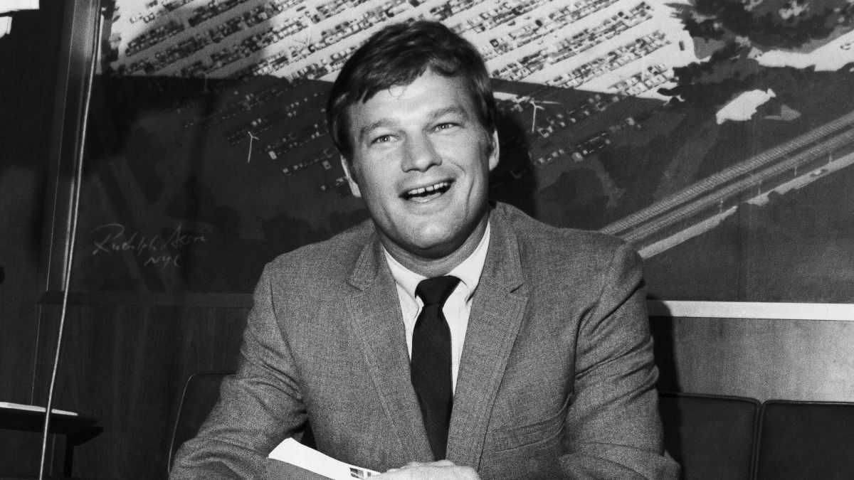 Jim Bouton, 'Ball Four' author and former Yankees pitcher