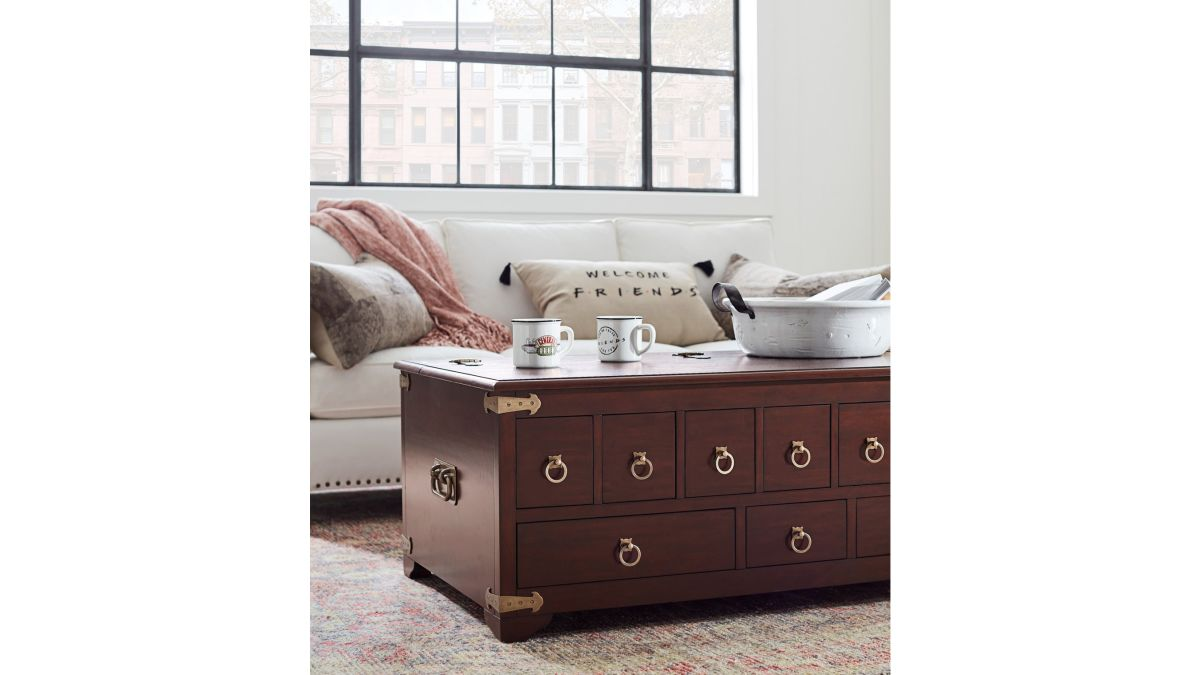 Pottery Barn Is Releasing A Friends Collection So Your