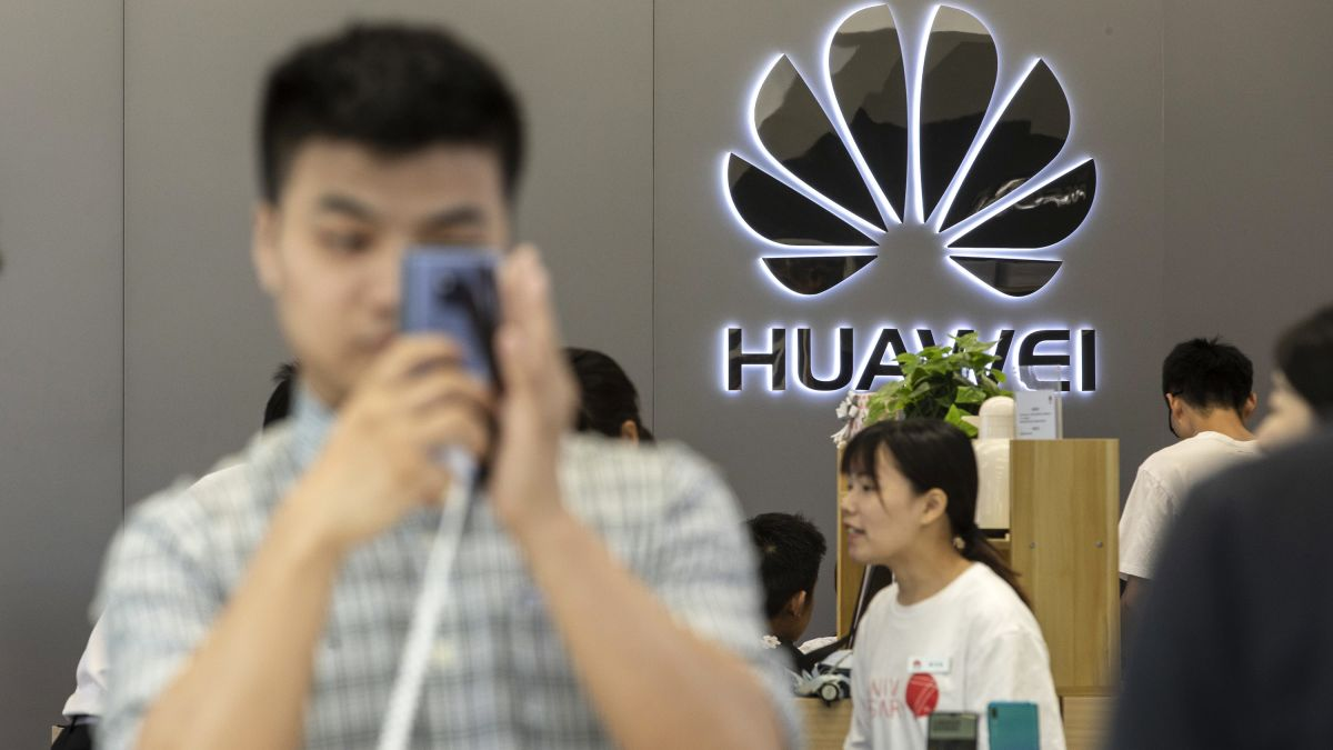 Huawei is laying off more than 600 people in the United