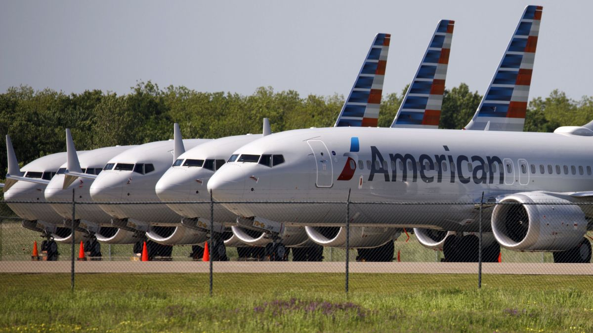 American Airlines cancels more flights because of 737 Max