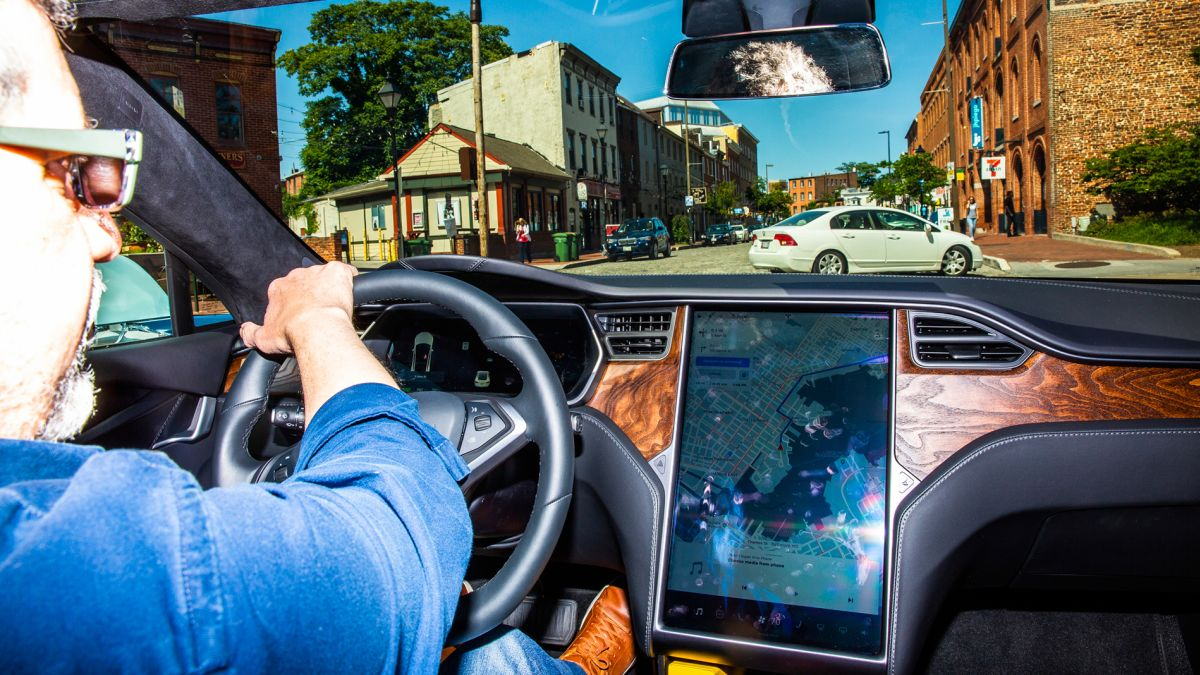 950 miles in two days  Taking an electric road trip in a Tesla - CNN