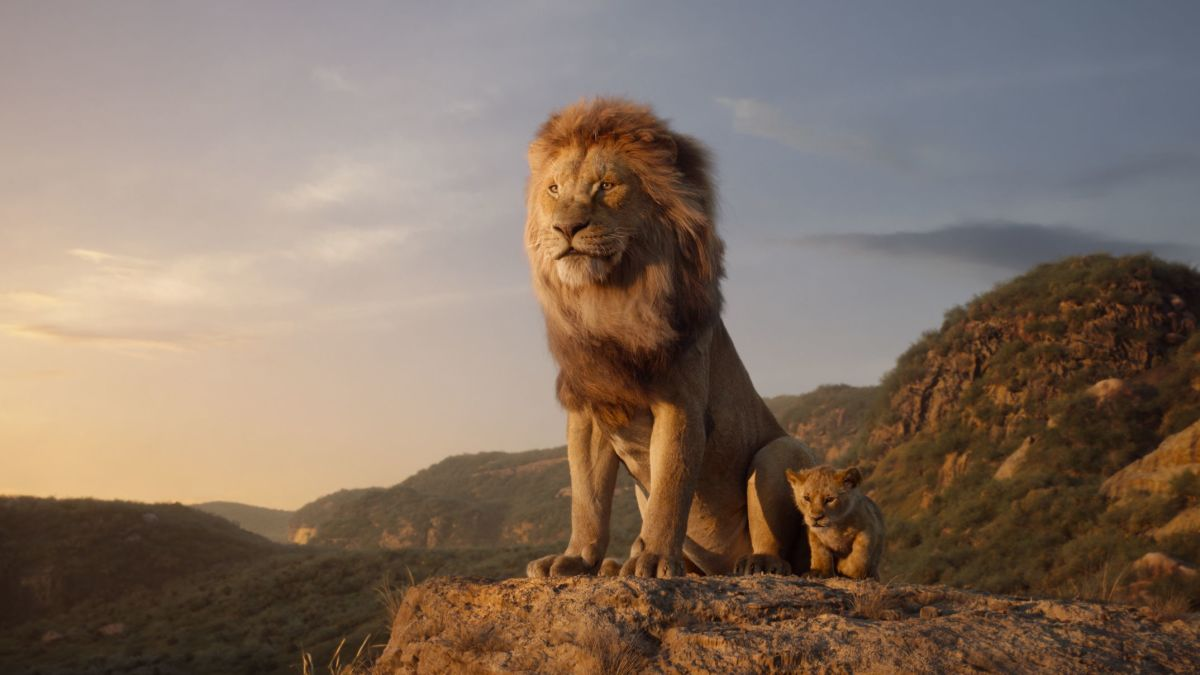 The Lion King': big box office for Disney on opening weekend