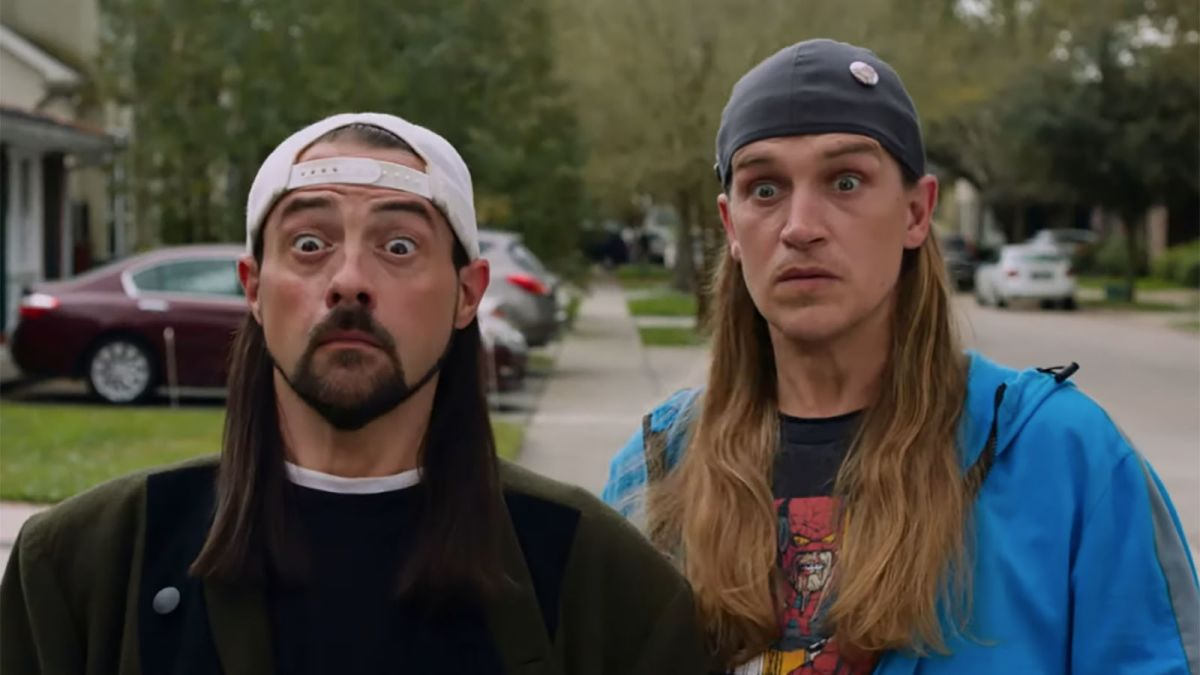 Jay and Silent Bob fight reboot in new reboot trailer - CNN