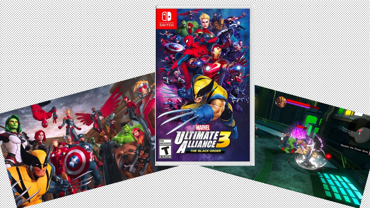 35d291376 Marvel Ultimate Alliance 3 review: An epic action brawl thats ...