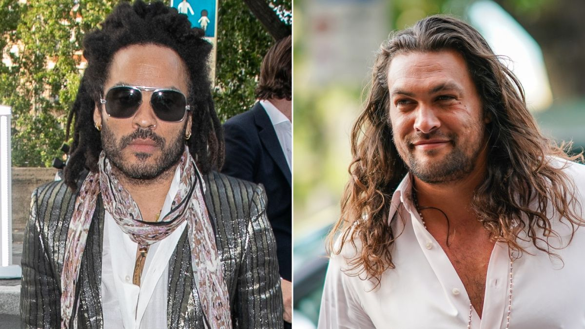 Lenny Kravitz Loves Jason Momoa Too Cnn