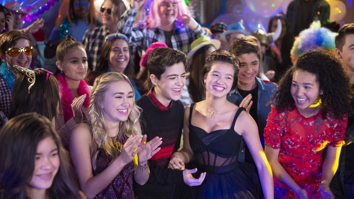 Andi Mack' series finale wraps groundbreaking ru - CNN