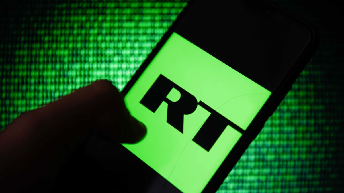 Russian broadcaster RT fined for repeated rule breaking in
