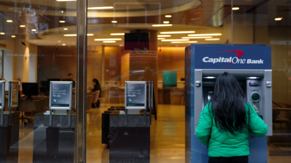 Capital One data breach: A hacker gained access to 100