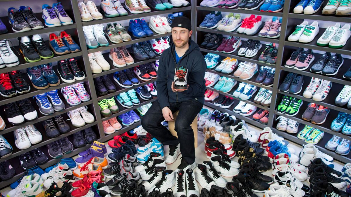 StockX: Detroit's First Unicorn Wants To Be A 'stock Market Of