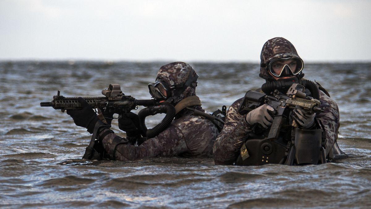 Allegations of sexual assault, cocaine use among SEAL teams