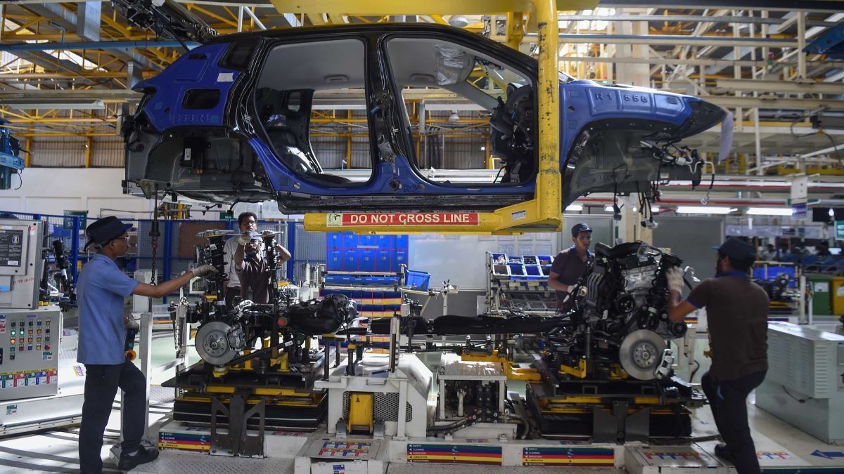 India car sales fall 31% in July  That's the worst monthly