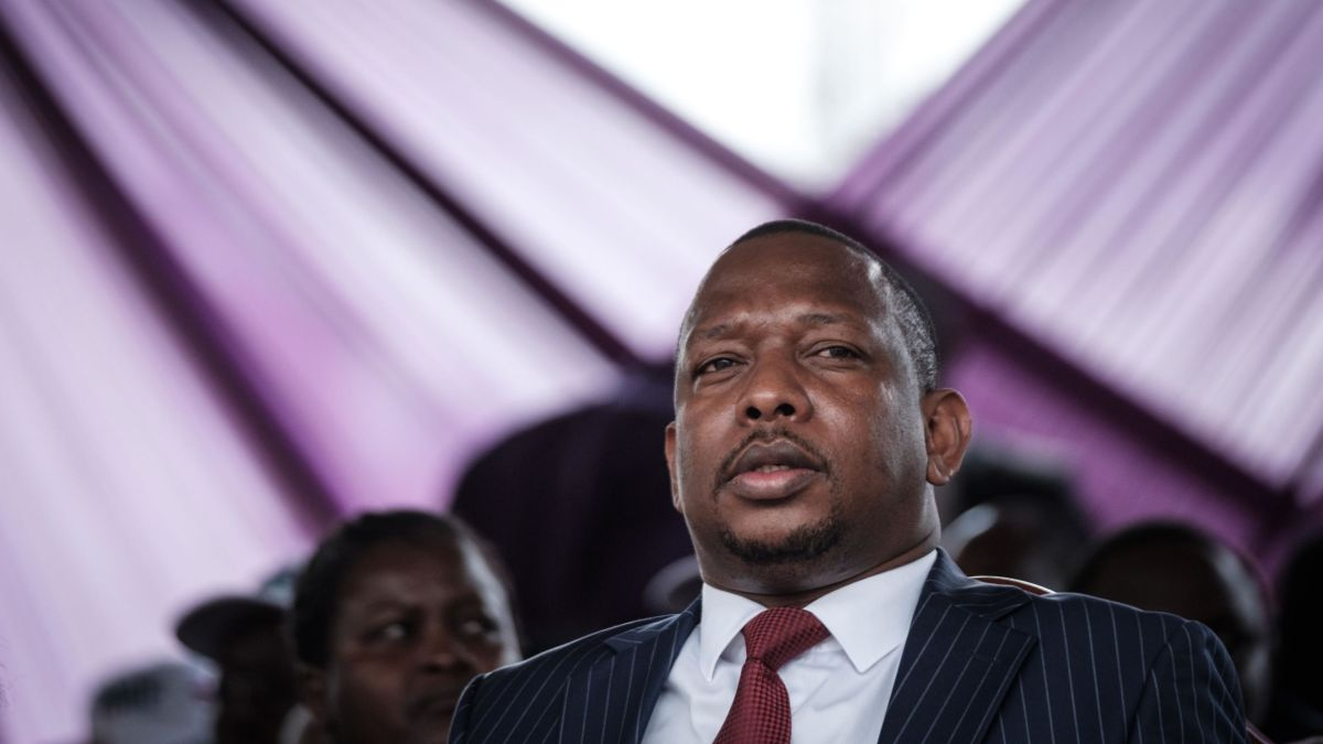 Mike Sonko, Nairobi governor, revealed a politician's affair at ...