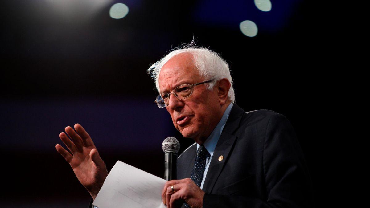Bernie Sanders plans to escala...