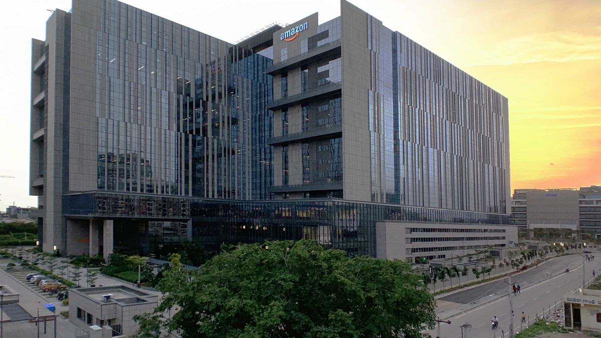 Amazon New Hyderabad Campus Is Its Largest Global Office Building