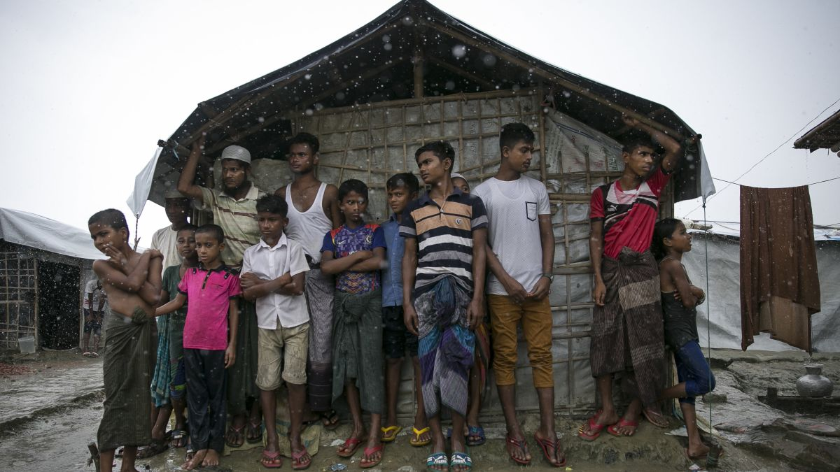 Rohingya say no to repatriations around anniversary of atrocities