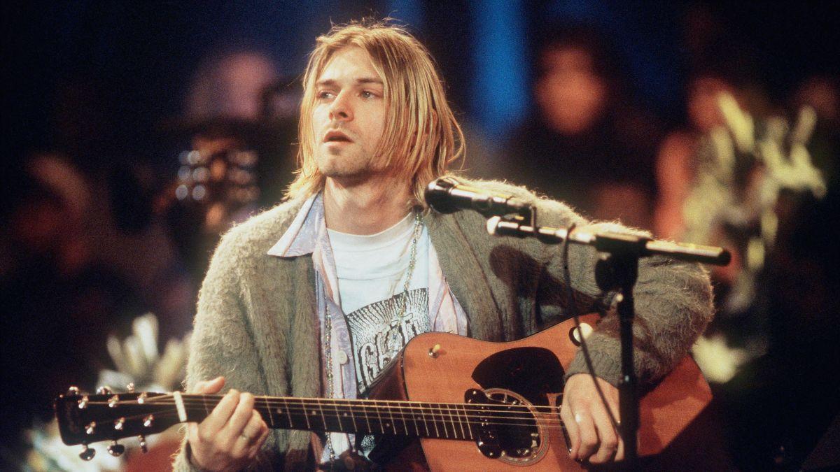 Kurt Cobain tragedia de la música