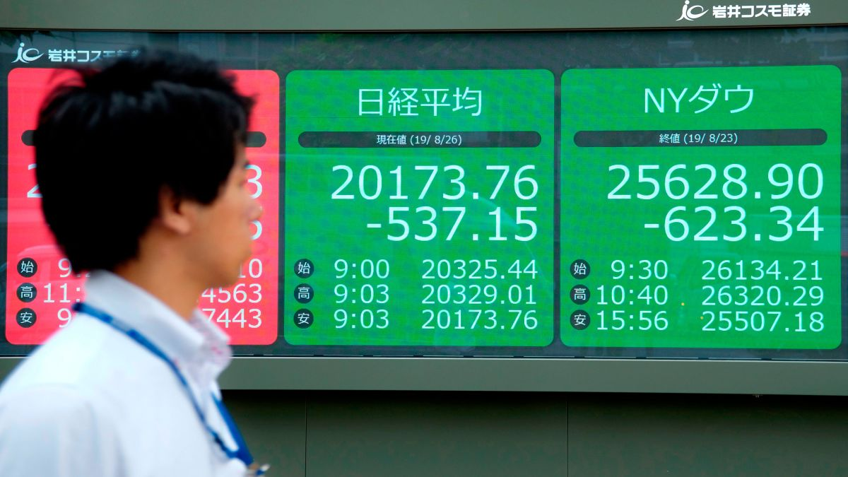 Asian market latest: Markets move higher as Trump and China