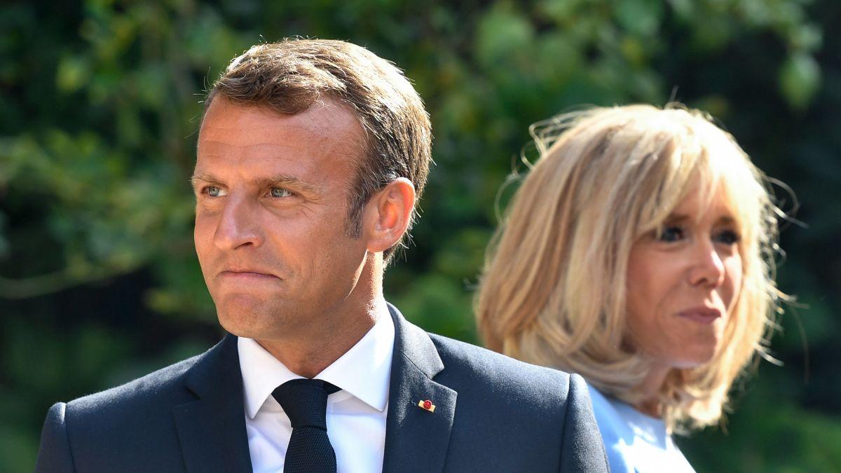 Macron Slams Bolsonaro For Disrespectful Comments About Wife Brigitte Macron Cnn