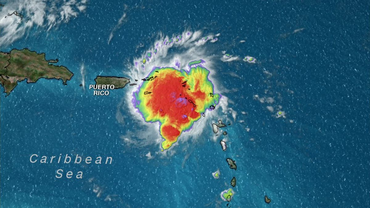 Florida And Georgia Could Get Pummeled By A Category 3