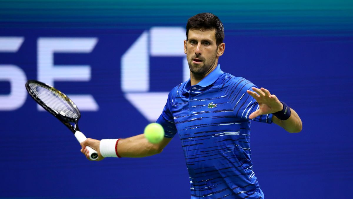 Novak Djokovic pushes past shoulder pain to advance to US Open 3rd ...