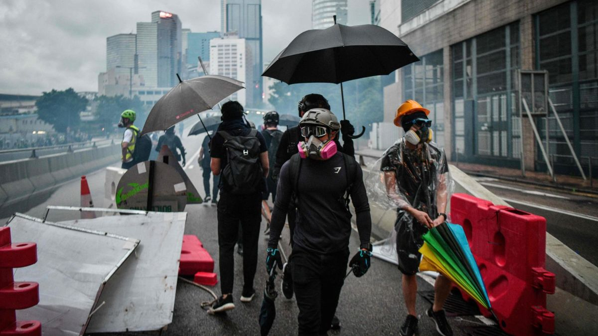 Hong Kong protests: A wrong move by the government could see