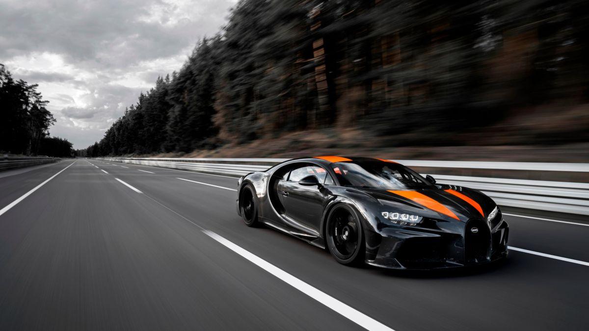 نتيجة بحث الصور عن Bugatti break the world speed record