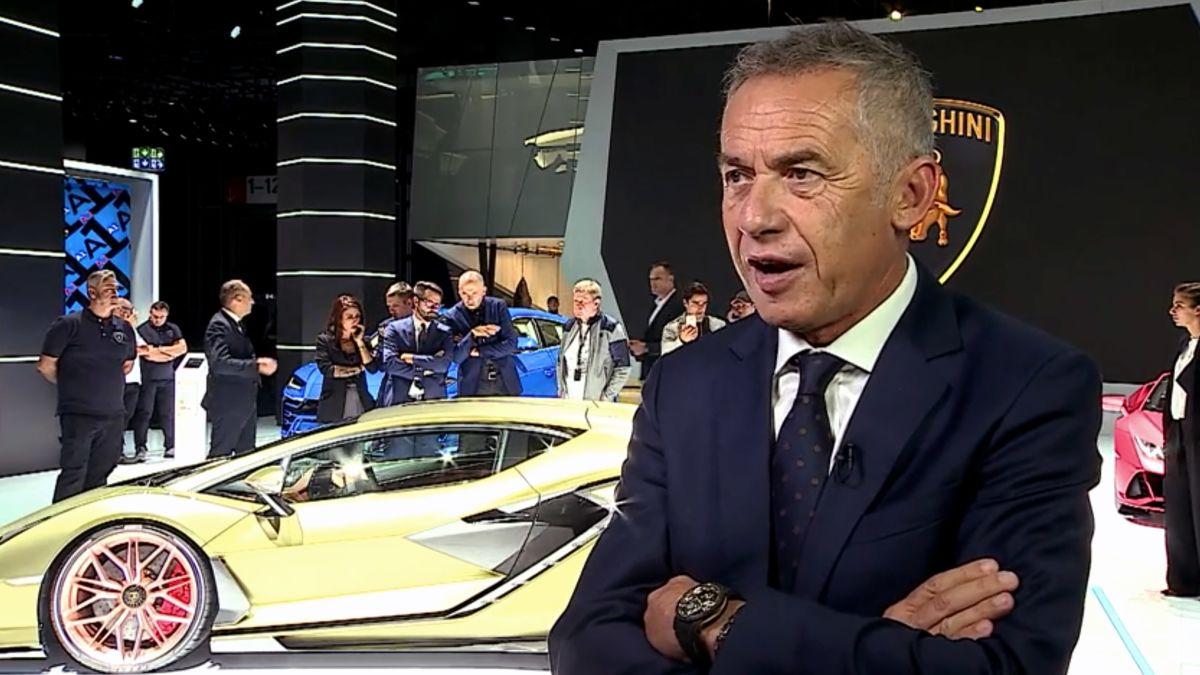 Lamborghini's new tech could revolutionize electric supercars - CNN