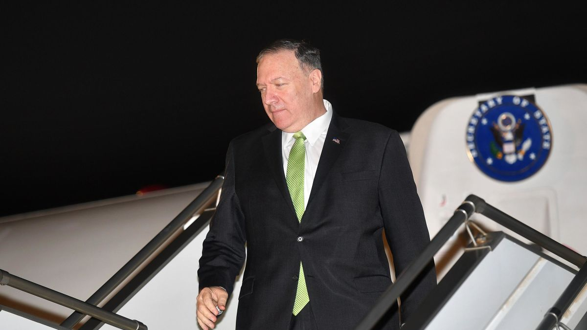 cnn.com - By Shimon Prokupecz and Kylie Atwood, CNN  - Exclusive: Pompeo had off-the-books meeting with Republican donors in London this week