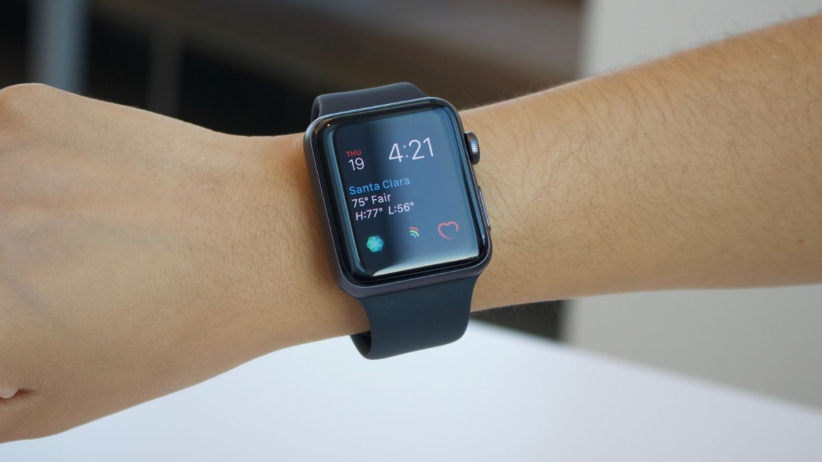 Apple Watch Series 3 Revisited 199 In 2019 Puts You Into The Apple Watch Ecosystem Cnn Underscored