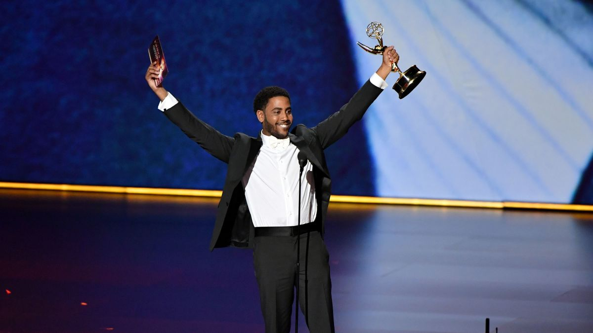 Image result for Jharrel Jerome who played 'Korey Wise'
