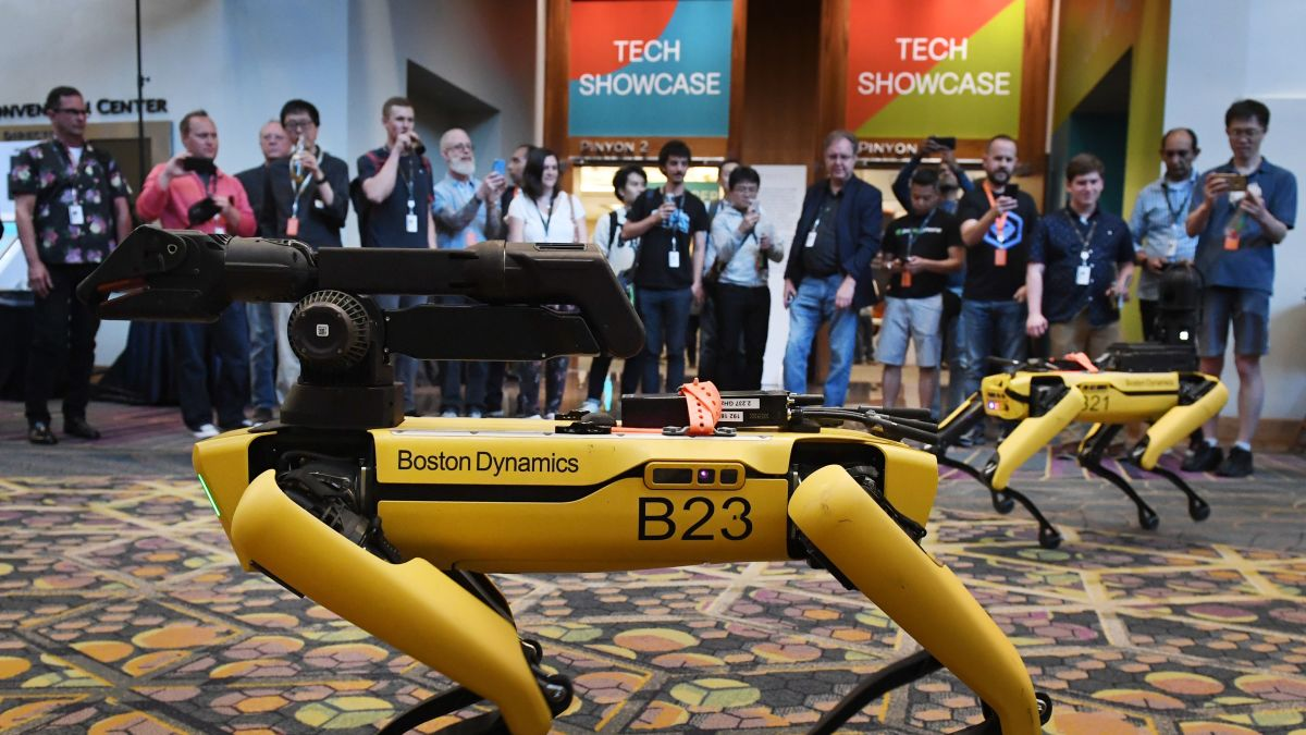 The real Reason why Boston Dynamics Builds Robotic Dogs