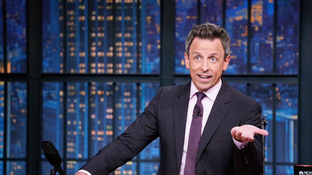 Late Night Talk Show Hosts 2020.When It Ukrains It Pours Late Night Tv Takes On Trump S