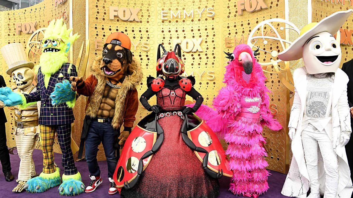 The Masked Singer\u0027 unmasks 2 for Season 2 premiere , CNN