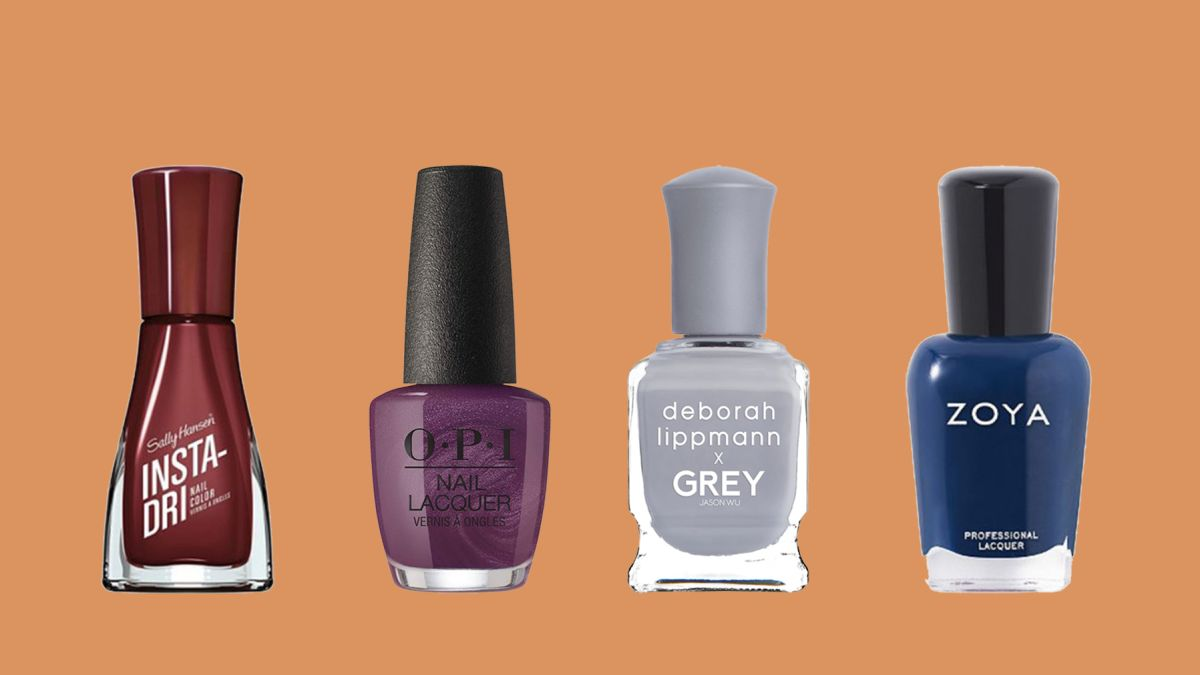Best Spring Nail Colors 2020.The Best Fall Nail Colors To Try Right Now Cnn