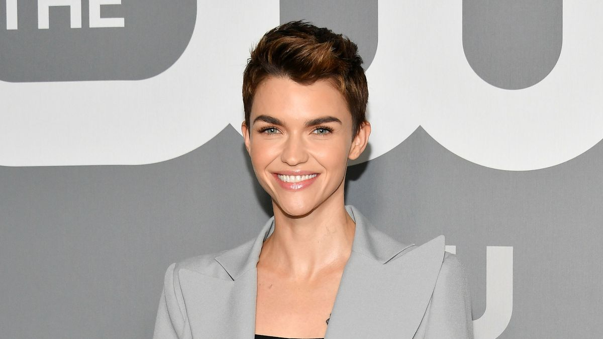 Batwoman Xxx ruby rose wants her 'batwoman' to be seen as more than just