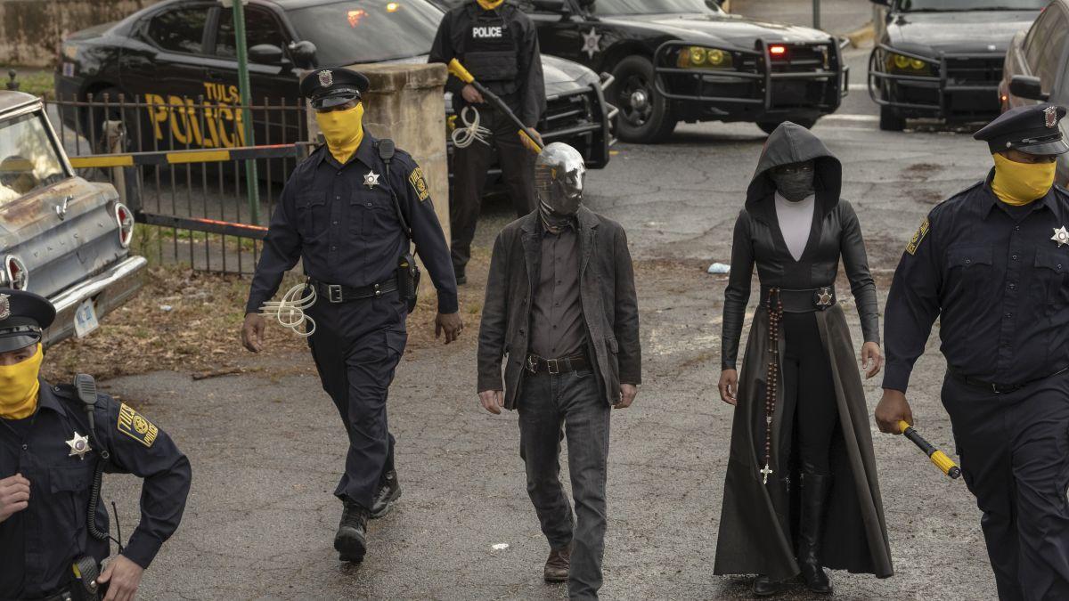 Watchmen' episode 7 review - CNN