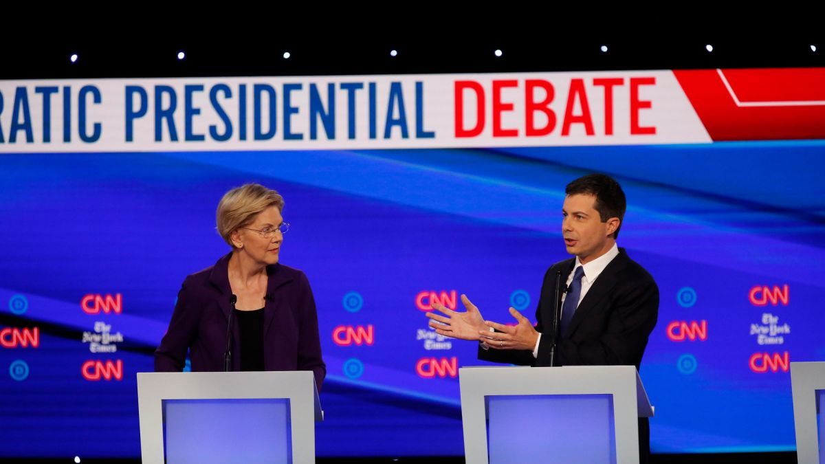 cnn.com - By MJ Lee and Tami Luhby, CNN  - Day after debate, Elizabeth Warren's campaign says it's reviewing 'other revenue options' for Medicare for All
