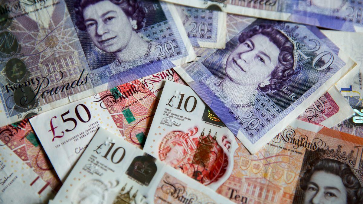 British Pound Brexit Countdown Has