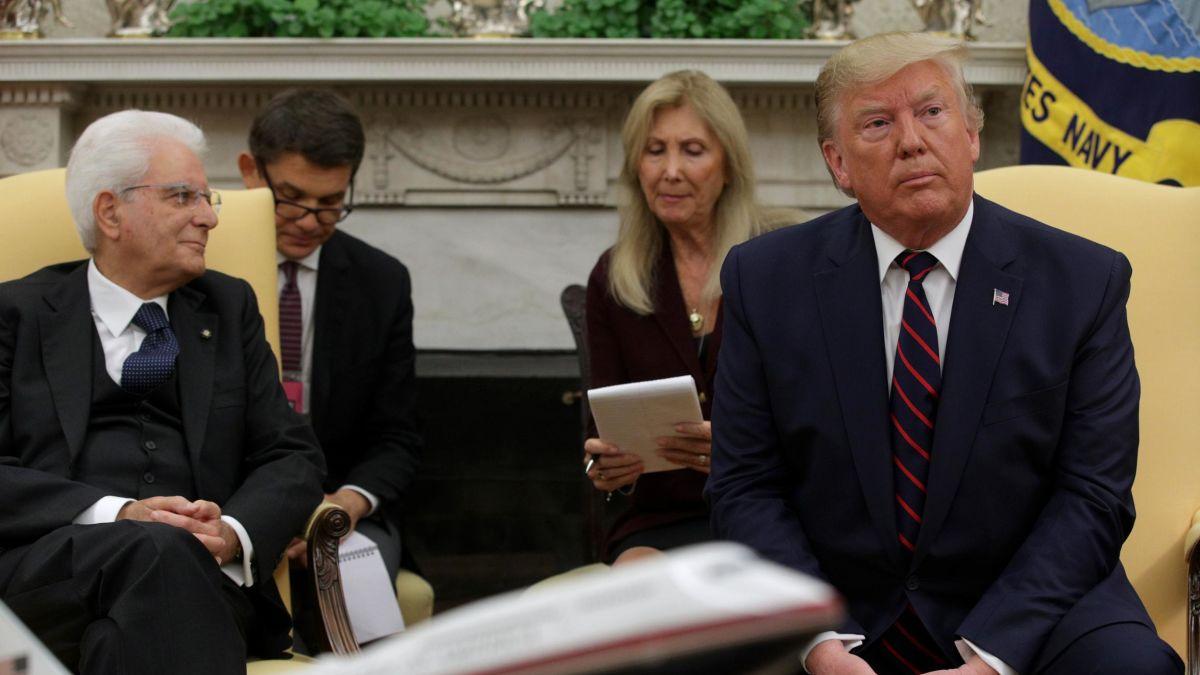 cnn.com - By Daniel Dale, CNN  - Trump makes at least 12 false claims with Italian President