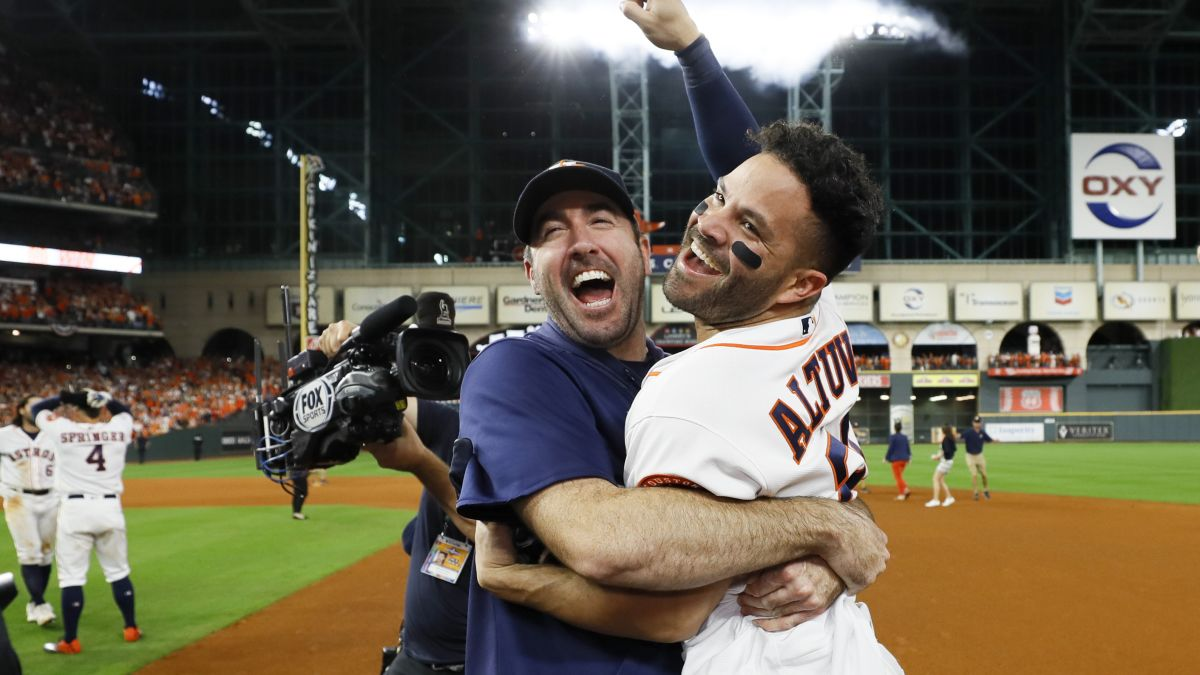 Yankees Home Runs 2020.Houston Astros Head To World Series After Defeating New York