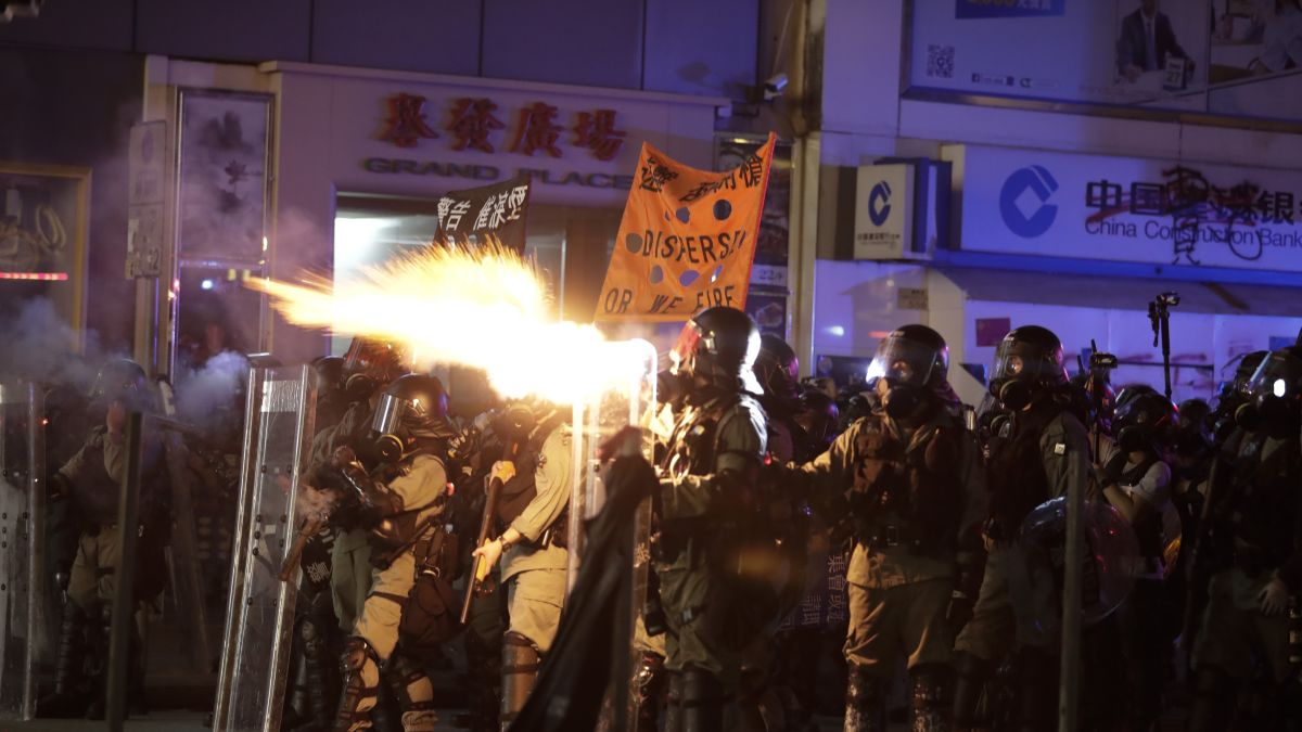 Image result for West is paying the price for supporting Hong Kong riots, Chinese state media says