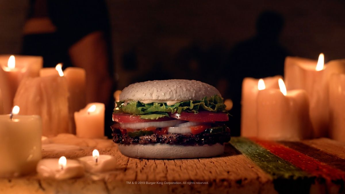 Burger King Halloween Whopper 2020 Burger King is selling a 'Ghost Whopper' for Halloween   CNN