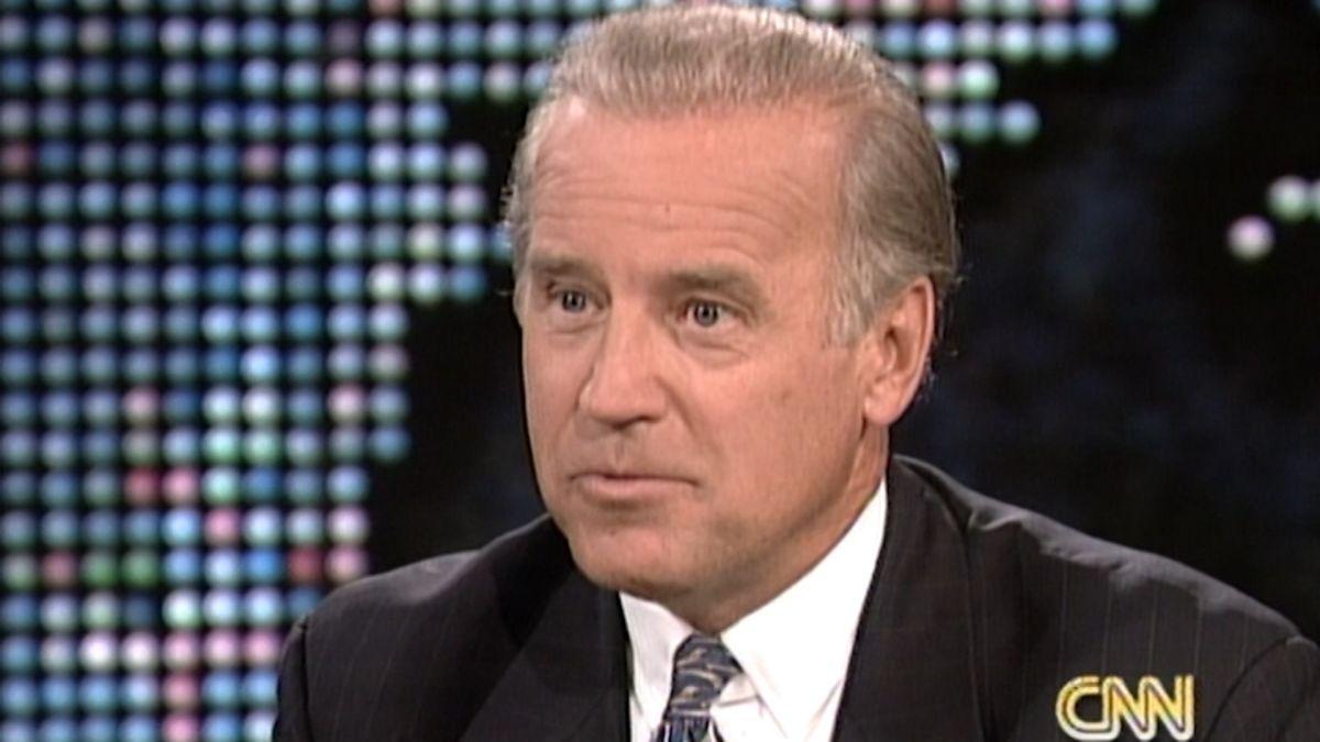 Joe Biden apologizes for saying 'lynching' in 1998 - CNN Video