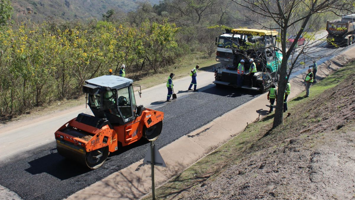 Image result for Shisalanga Construction using plastic to make roads in south africa