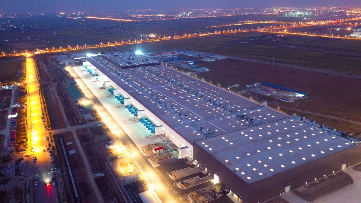 Tesla Gigafactory China has started making cars, Elon Musk