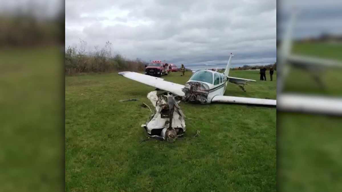4 People In Small Plane Crash In Upstate New York Cnn