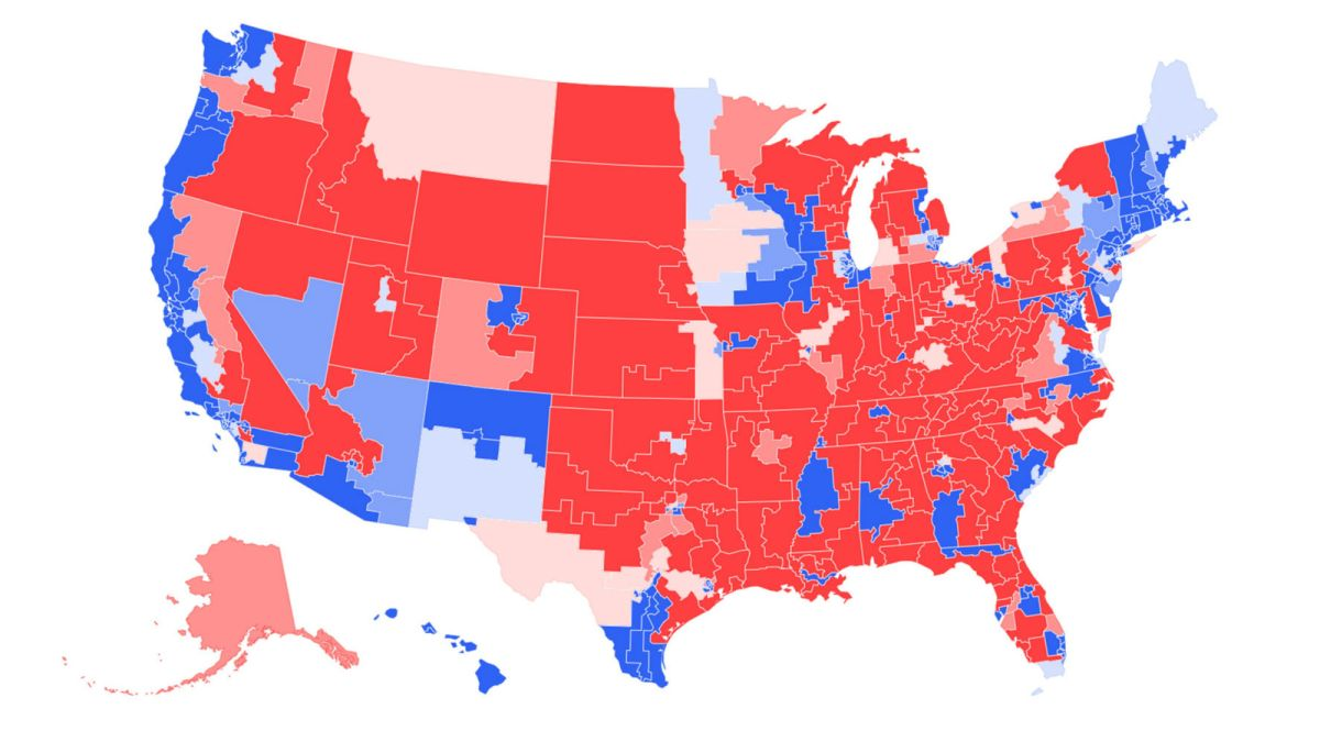 How The Electoral Map Is Moving Toward Republicans Cnnpolitics