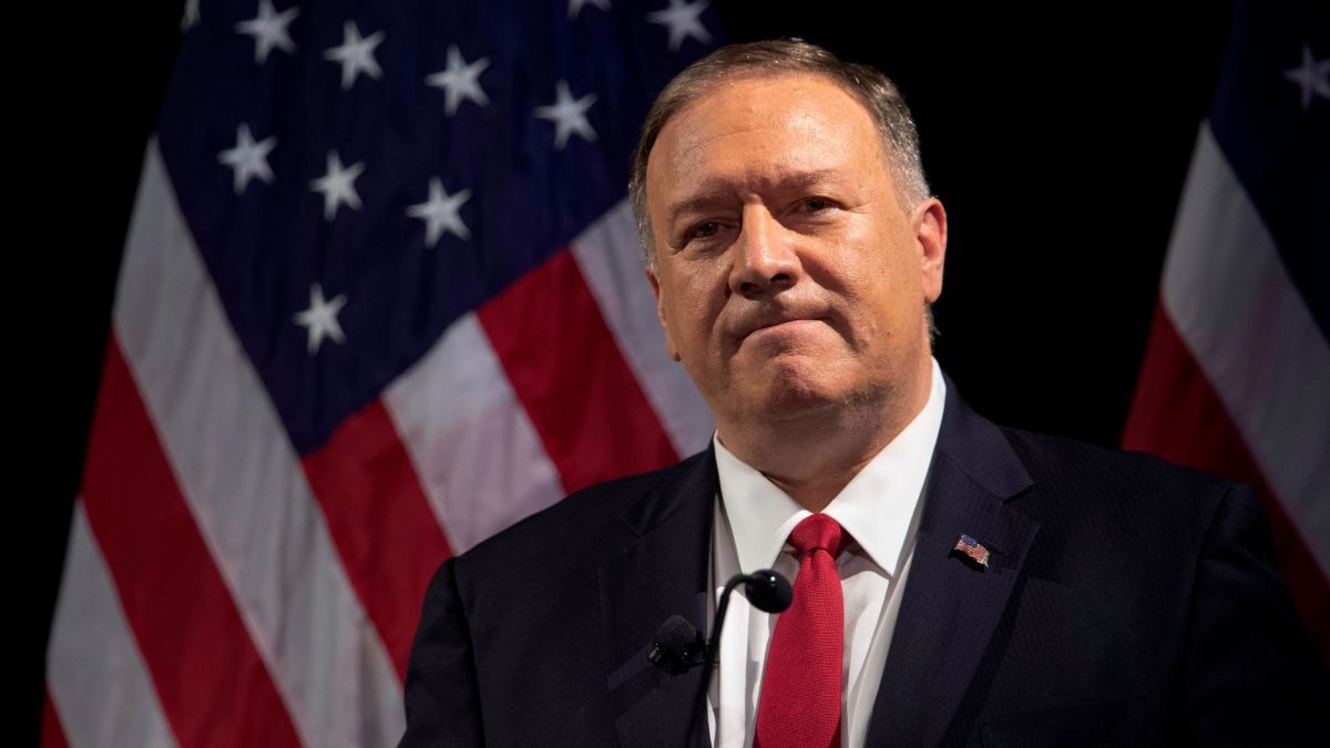 Pompeo has lost confidence at State amid impeachment probe - CNNPolitics
